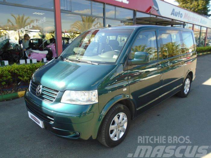 Volkswagen Multivan 2.5TDI Comfortline 174
