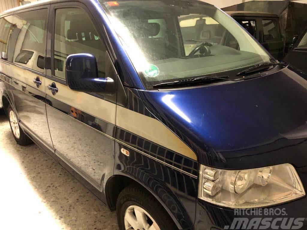 Volkswagen Multivan 2.5TDI Startline