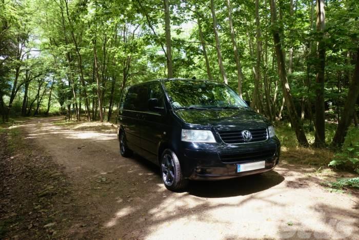 Volkswagen Multivan 2.5TDI Startline 4Motion 174