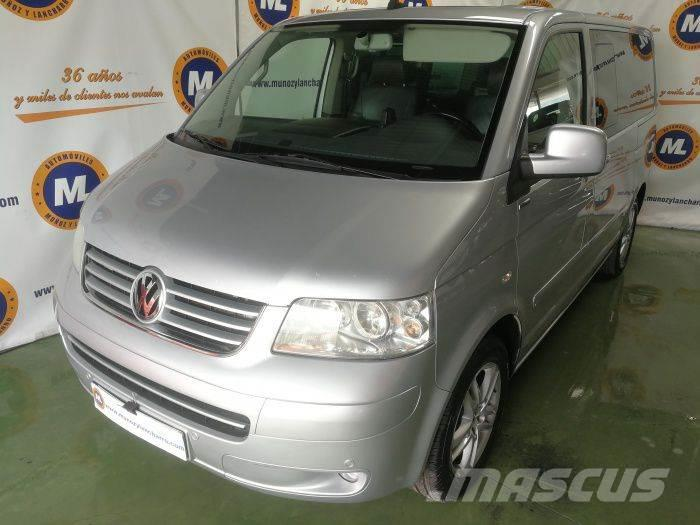 Volkswagen Multivan 2.5TDI United Tiptronic