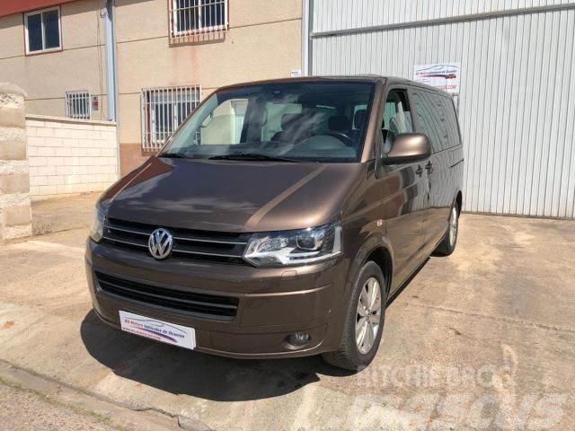 Volkswagen Multivan Comfortline 2.0 Bi-TDI 180 CV DSG 7 plaz