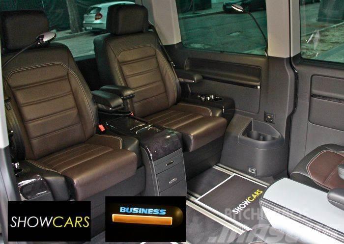 Volkswagen Multivan Industrial Automático de 5 Puertas