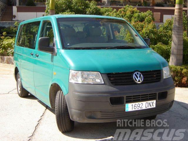 Volkswagen Transporter Furgón 1.9TDI Techo Medio 104