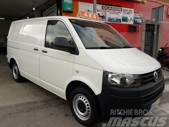Volkswagen Transporter Furgón PRO 2.0TDI BMT Techo Medio 4M 1