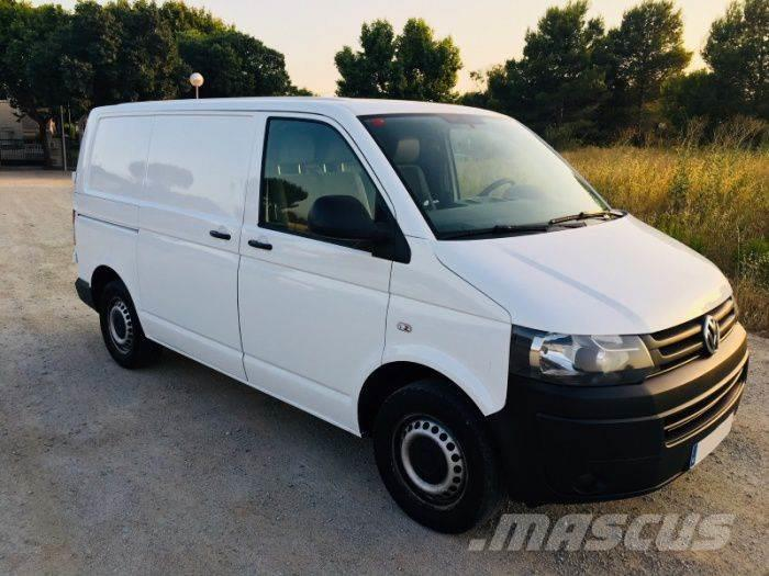 Volkswagen Transporter Furgón PRO 2.0 Techo Normal
