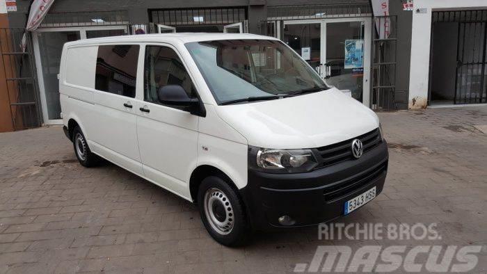 Volkswagen Transporter Furgón PRO 2.0TDI BMT Techo Medio 114
