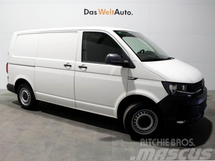 Volkswagen Transporter Furgón 2.0TDI BMT 103kW