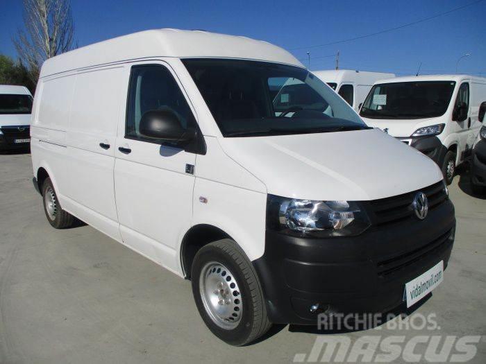 Volkswagen Transporter Furgón PRO 2.0TDI BMT Largo Techo Alto