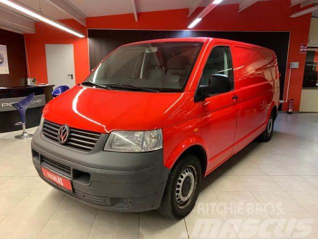 Volkswagen Transporter Furgón 2.5TDI Largo 4M 130