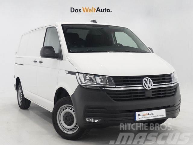Volkswagen Transporter Furgón 2.0TDI BMT 81kW
