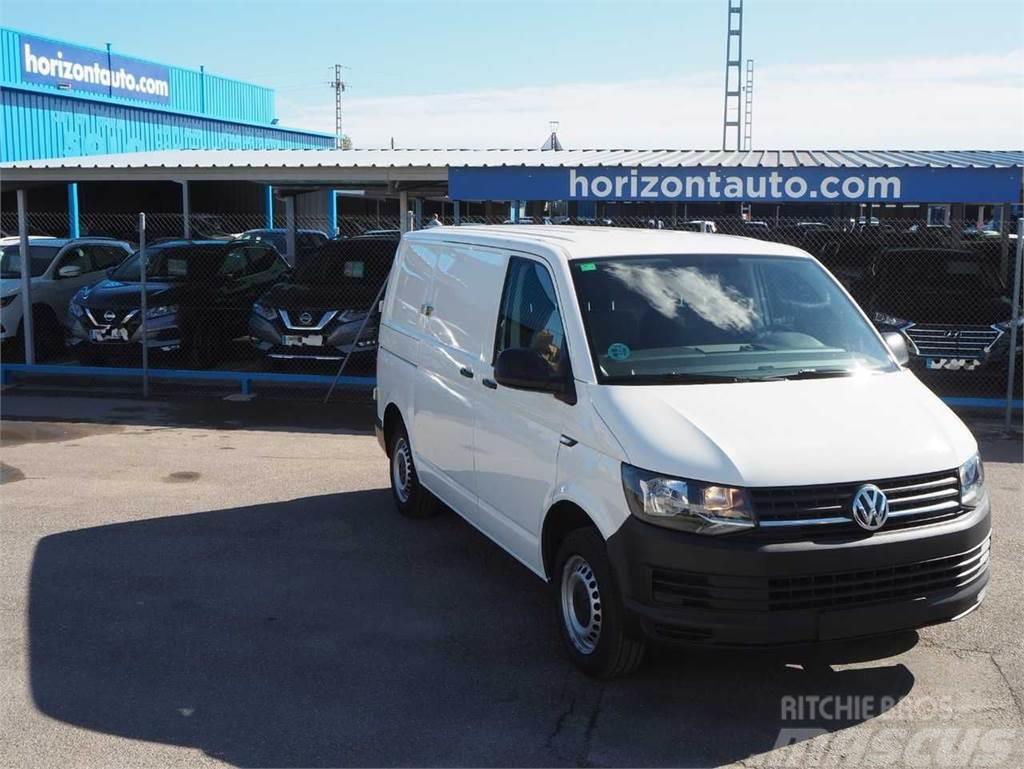 Volkswagen Transporter Furgón Business 2.0TDI SCR BMT 75kW
