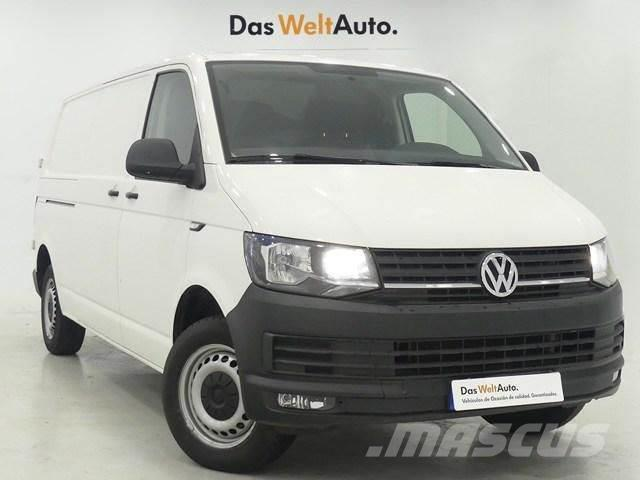 Volkswagen Transporter Furgón 2.0TDI SCR BMT 75kW