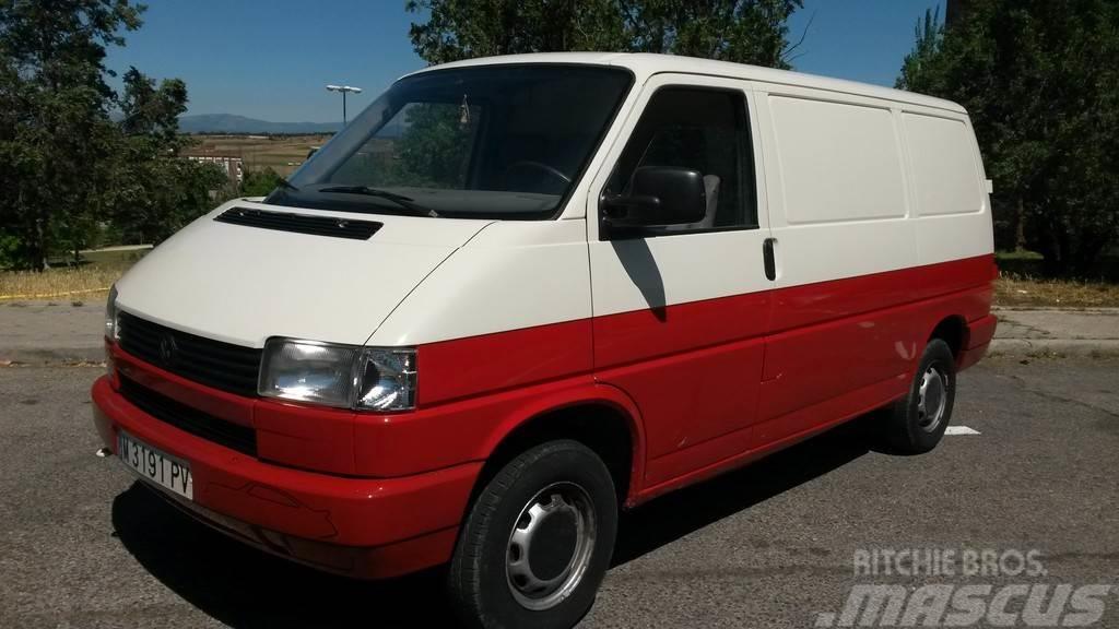 Volkswagen transporter furgon 1.9 td