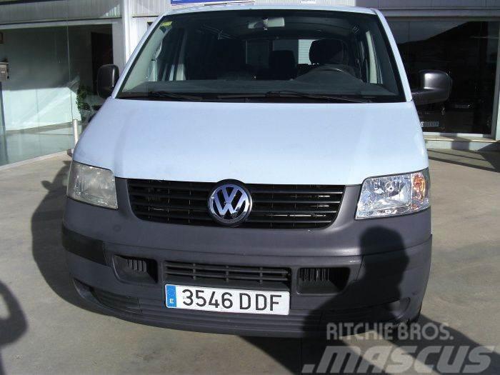 Volkswagen Transporter Kombi 2.5TDI 130
