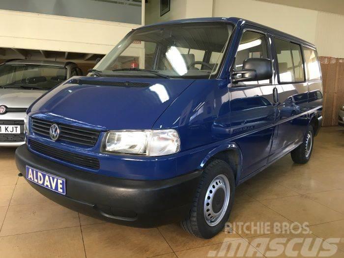 Volkswagen Transporter Kombi 9 1.9TD 2920
