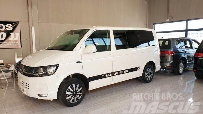 Volkswagen Transporter Kombi 2.0TDI SCR BMT 75kW