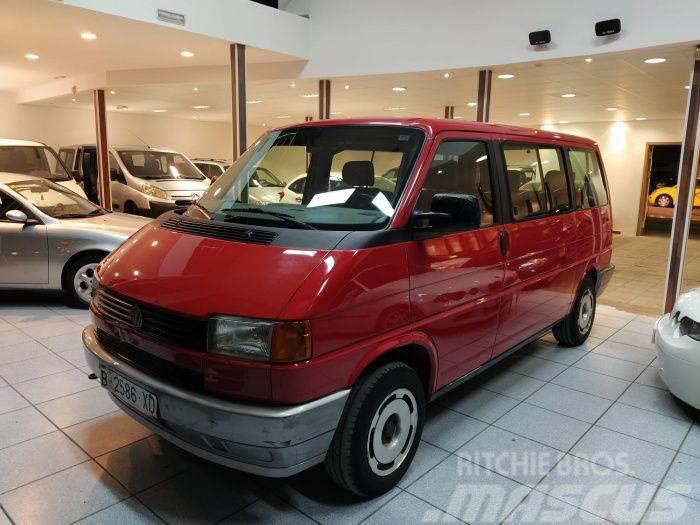 Volkswagen Transporter Kombi 2 2.4 Syncro 78