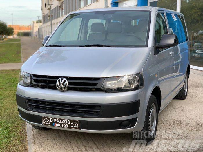 Volkswagen Transporter Kombi 2.0TDI Techo Normal 102