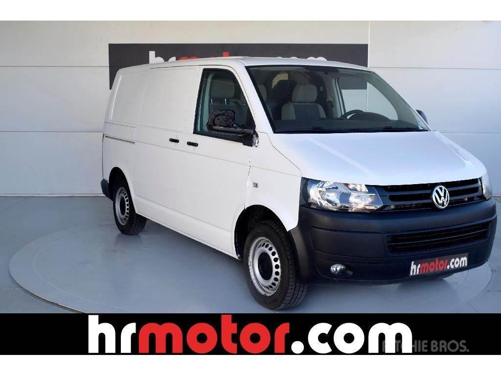Volkswagen Transporter Kombi PRO 2.0TDI BMT Techo Normal 4M 1