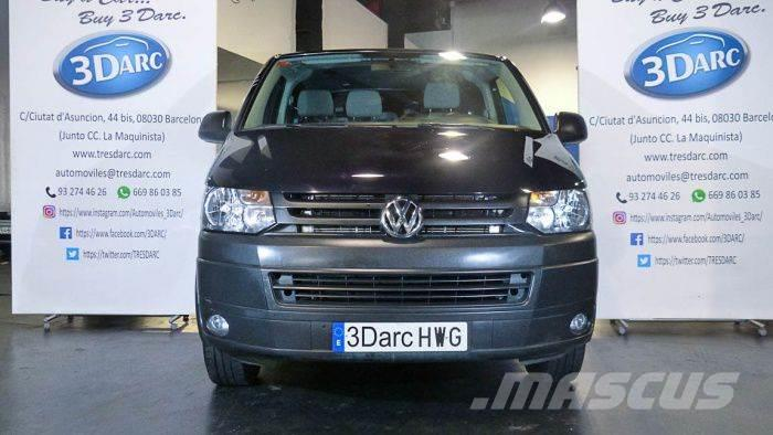 Volkswagen Transporter Kombi PRO 2.0 Techo Normal