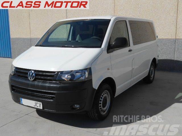 Volkswagen Transporter Mixto PRO 2.0TDI BMT Techo Medio 140