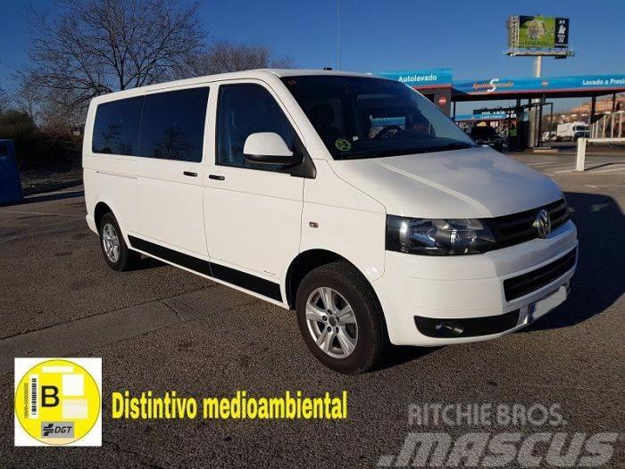Volkswagen Transporter Mixto 2.0TDI Largo Techo Normal 102