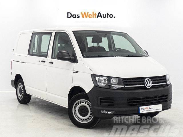 Volkswagen Transporter Mixto 2.0TDI SCR BMT 75kW
