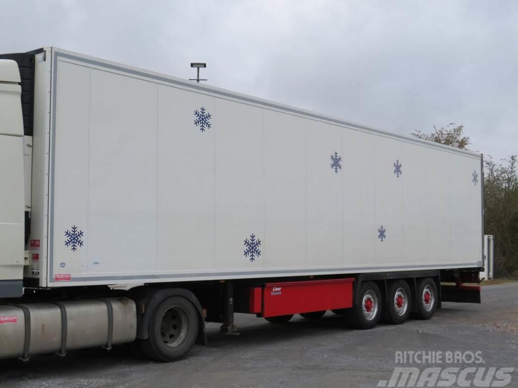 KRONE Tiefkühlauflieger SDR Carrier Kühlauflieger