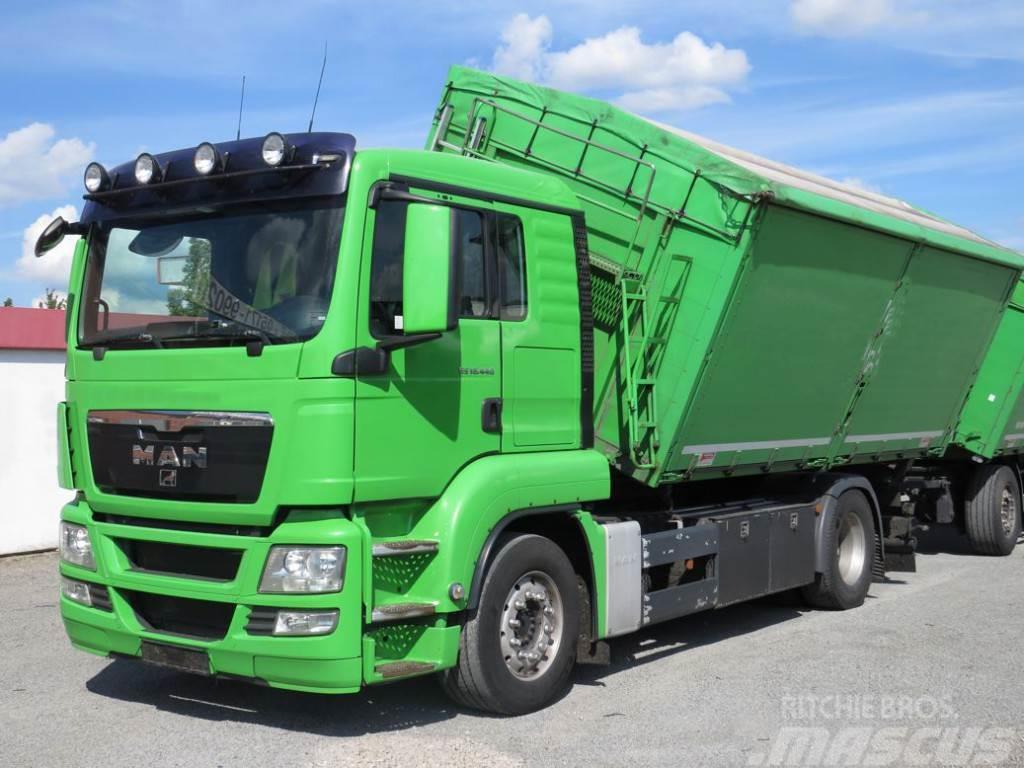 MAN TG-S 18.440 4x2 BL 2-Achs Kipper