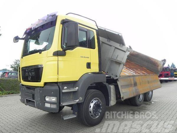 MAN TGS 26.400 (E5) 6x4 Kipper Meiller + Bordmatik Dre