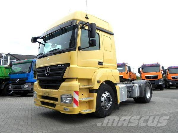 Mercedes-Benz 1840 4x2 SZM/Hochdach+Kipphydraulik SZM