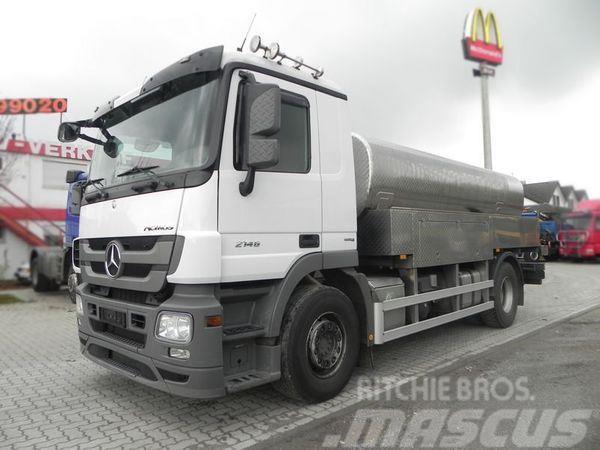 Mercedes-Benz 2146 Milchsammeltankwagen Jansky Tank Bj.: 2012 !!