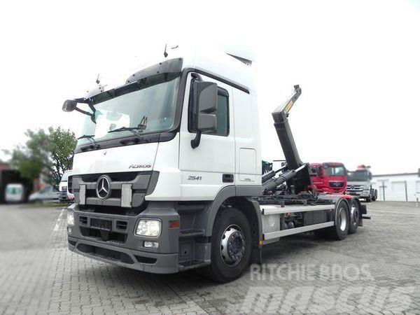Mercedes-Benz 2541 (E5) 6x2 Abrollkipper Abroll Kipper/Hakenger