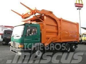 Mercedes-Benz 2628 6x2(E2+G1) Überkopflader Müllwagen