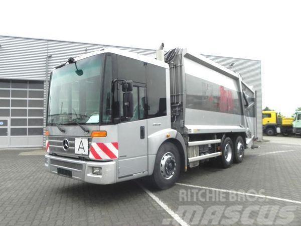 Mercedes-Benz 2629 Econic (E4+G1) Müllwagen NH Hüffermann/Schörl