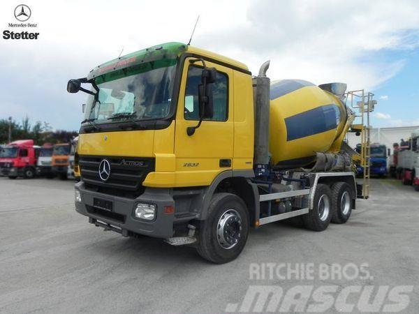 Mercedes-Benz 2636 (E4) 6x4 Betonmischer 7m Betonmischer