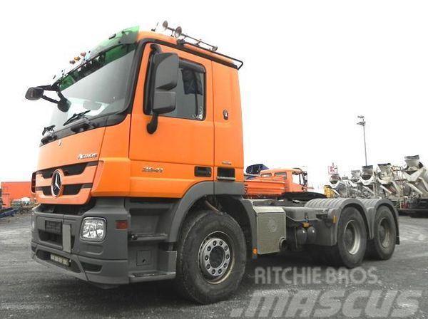 Mercedes-Benz 2648 LS 6x4 SZM / Kipphydraulik SZM