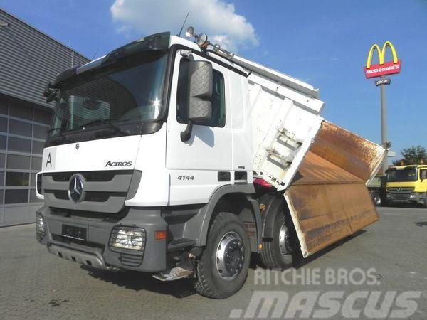 Mercedes-Benz 4144 (E5) 8x4 Kipper Meiller+Bordmatik Tüv neu Dre