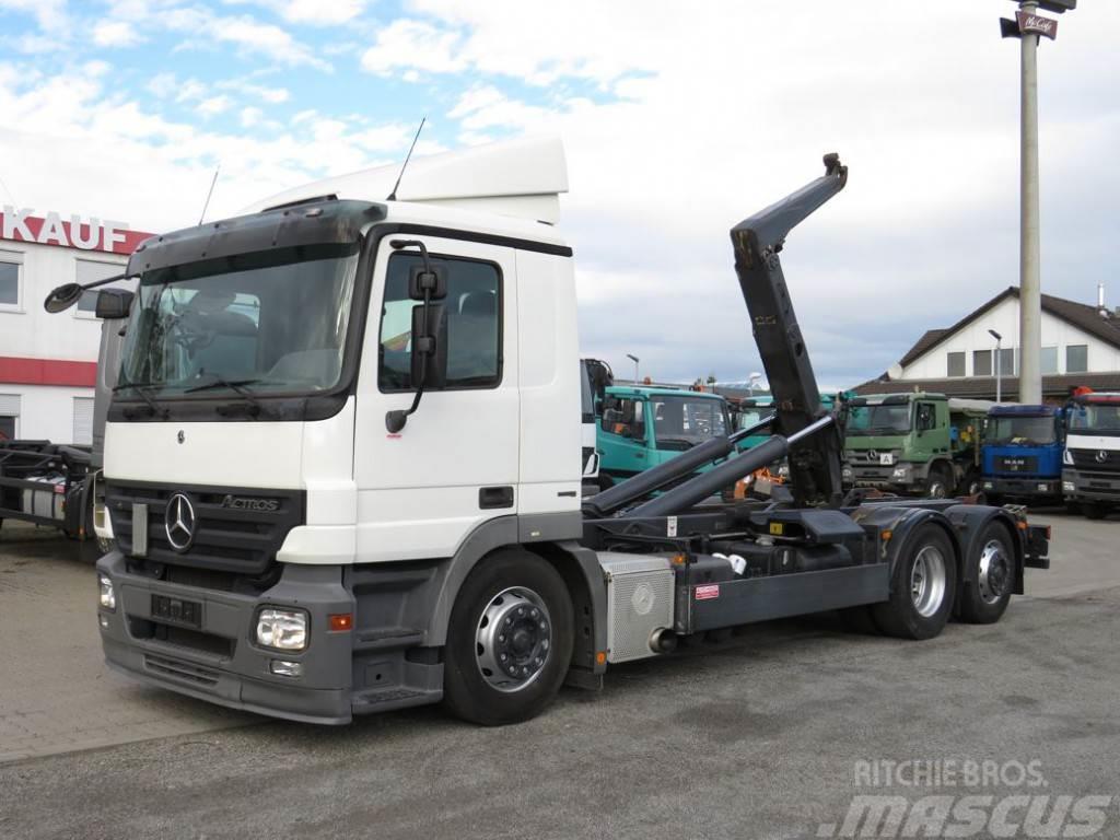 Mercedes-Benz Actros 2541 L6x2 Abrollkipper