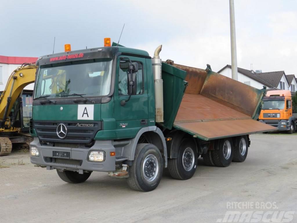 Mercedes-Benz Actros 3241 K 8x4 Bordmatik 4-Achs Kipper
