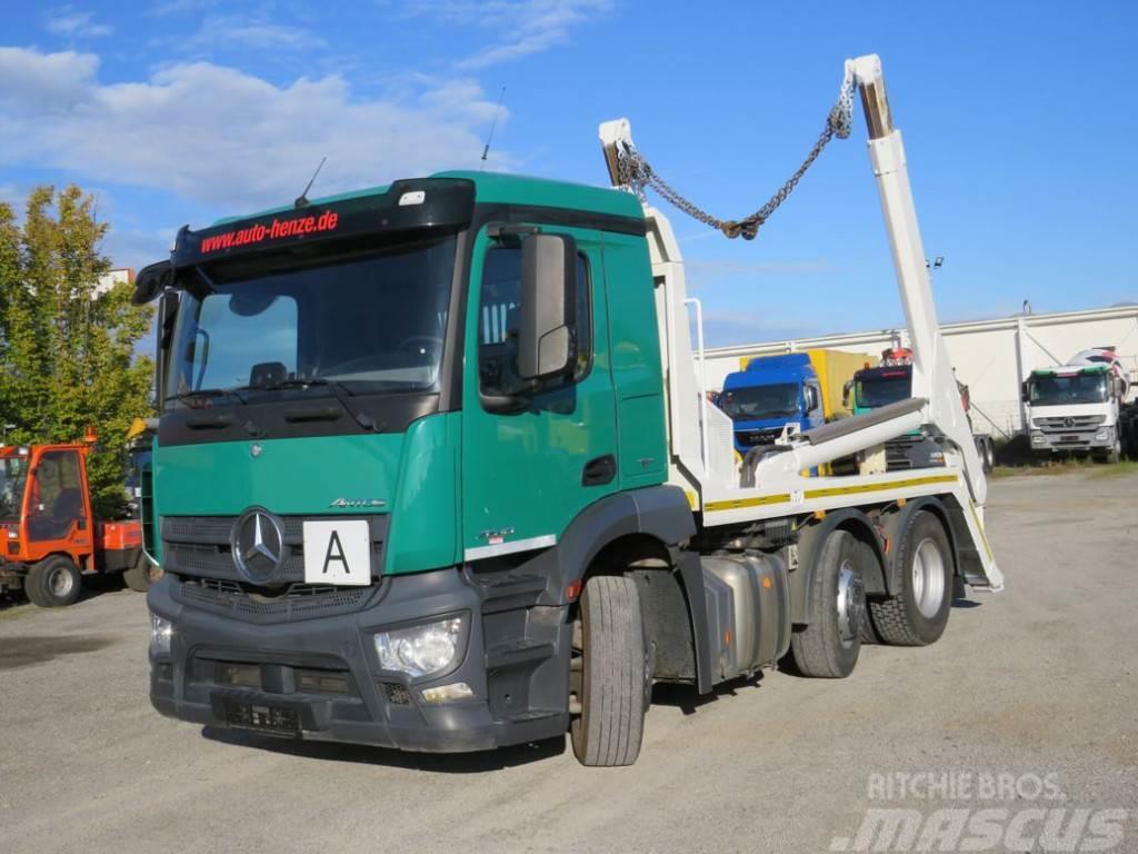 Mercedes-Benz Antos 2540 L 6x2 Vorlauf Lenk/Lift Absetzkipper