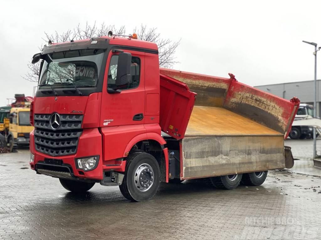 Mercedes-Benz Arocs 2658 K 6x4 Bordmatik 3-Achs Kipper