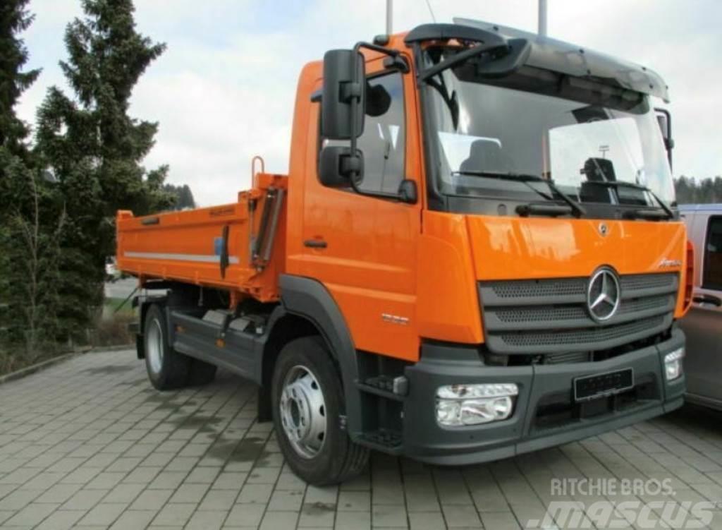Mercedes-Benz Atego 1530 K Meiller 2-Achs Kipper