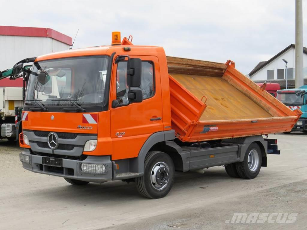 Mercedes-Benz Atego 818 K 2-Achs Kipper