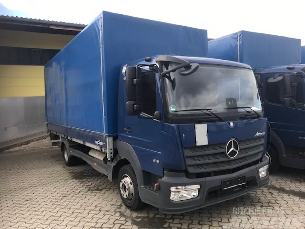 Mercedes-Benz Atego 818 L Pritsche LBW