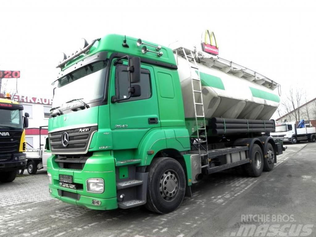 Mercedes-Benz Axor 2543 L 6x2 Silo