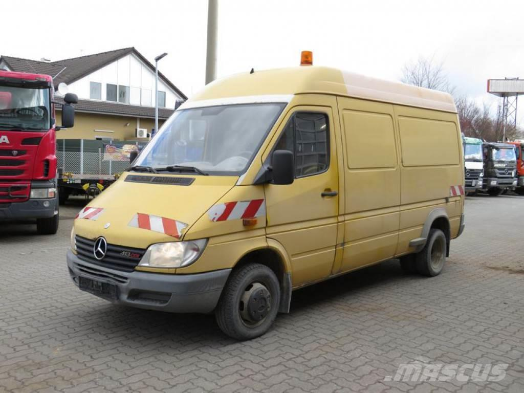 Mercedes-Benz Sprinter 413 CDI Kasten