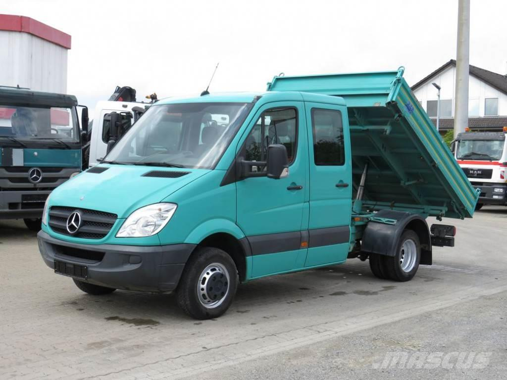 Mercedes-Benz Sprinter 515 CDI 2-Achs Kipper Doppelkabine