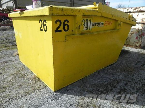 [Other] Absetzcontainer ca 3 m³ Absetzcontainer Absetzmuld