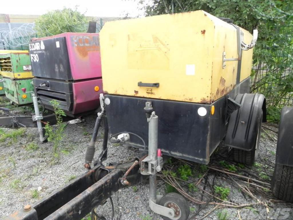 [Other] MUELLER Schweißmaschine GDF 352 Spezialanhänger